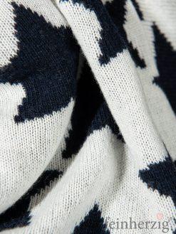 zwillingsherz-dreieckstuch-mit-kaschmir-marine-blau-sterne-weiss-3