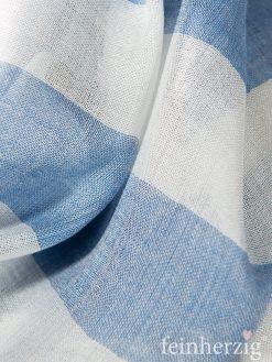 baltic-blue-xl-schal-tuch-lisa-blau-weiss-gelb-gestreift-viskose-mit-fransen-1