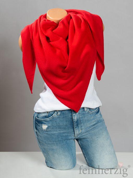 zwillingsherz-dreieckstuch-kaschmir-rot