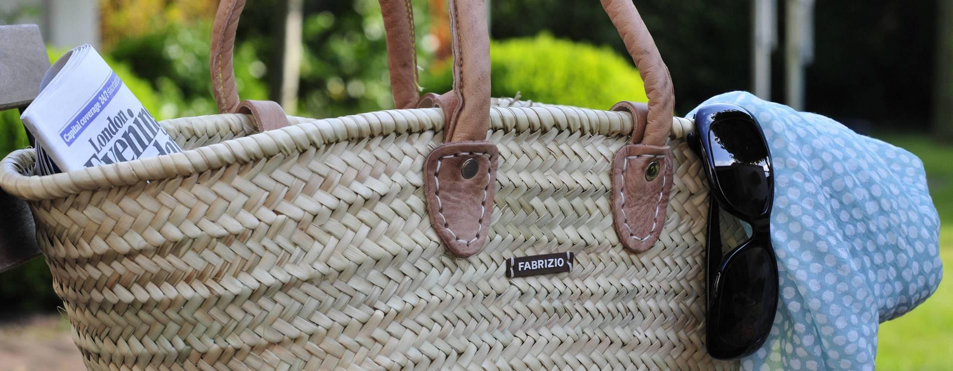 korbtasche ibizatasche strandtasche natur jetzt g nstig kaufen. Black Bedroom Furniture Sets. Home Design Ideas