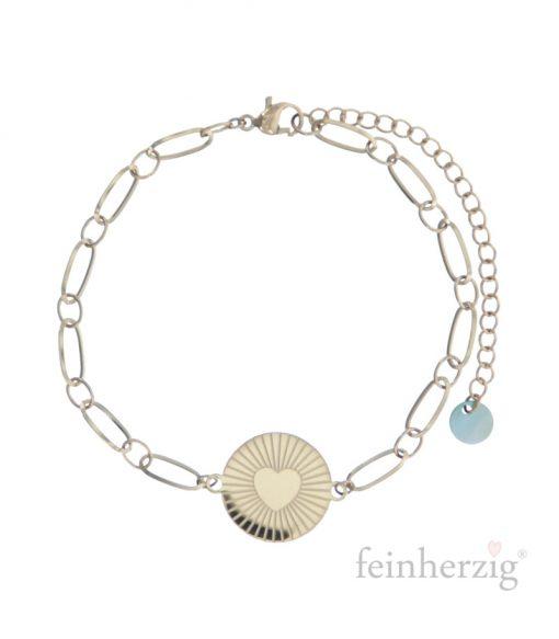 armband-heart-rosegold