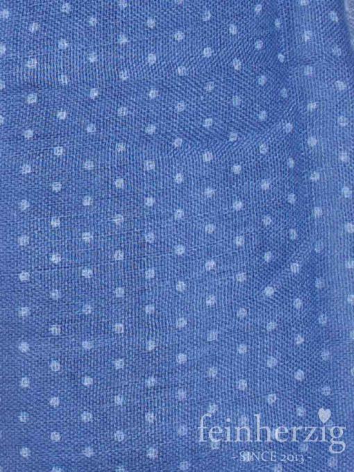schal-tuch-aus-viskose-jeansblau-mit-kleinen-punkten-und-fransen-feinherzig-basic-collection