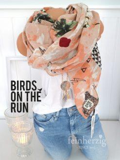 birds-on-the-run-tuch-schal-apricot-animal-lurex