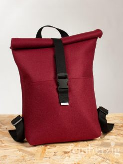 filz-rucksack-bordeaux-rot-roll-top-backpack-2