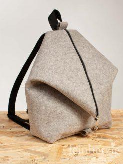 filz-rucksack-hellgrau-meliert