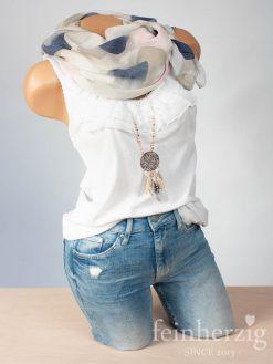 schal-tuch-mit-seide-baumwolle-beige-tupfen-kreise-bunt-aquarell