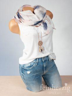 schal-tuch-mit-seide-baumwolle-rosa-tupfen-kreise-bunt-aquarell