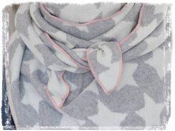 zwillingsherz-dreieckstuch-sterne-kaschmir-grau-rosa-2
